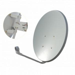 AMP80 Antena parabólica Offset de 0,60m