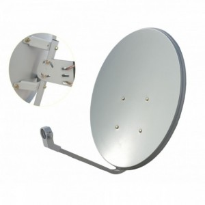 AMP82 Dish Steel Offset of 0,81m