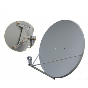 AMP83 Dish Steel Offset of 1m