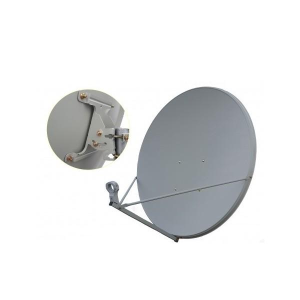 AMP83 Antena parabólica Offset de 1m