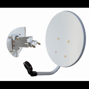 AMP78 Antena parabólica Offset de 0,40m