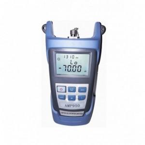 AMP950 Medidor de potencia óptica, 3 medidas simultáneas (ICT-2) 1390-1410-1550 USB/datos