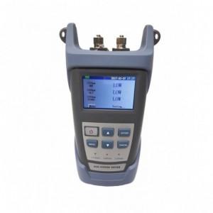 AMP952 Medidor de potencia óptica PON 1310-1490-1550 nm con adaptador LC
