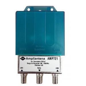 AMP721 Switch disecq 1,0 universal A/B