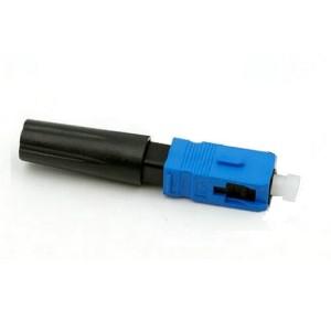 AMP904/1 Conector rápido de fibra SC/PC SM (sin fusionadora)