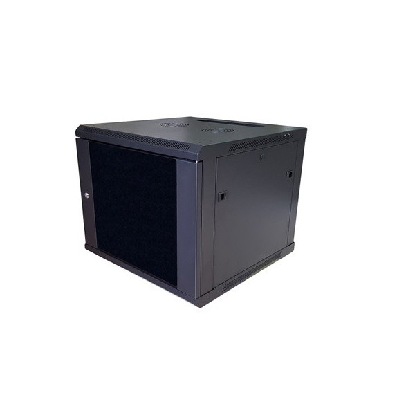 "AMP302 Armario rack a pared 19"" 6U 370x600x600mm carga 60Kg"
