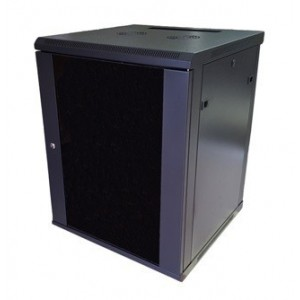 "AMP604 Armario rack a pared 19"" 9U 500x600x450mm carga 60Kg"