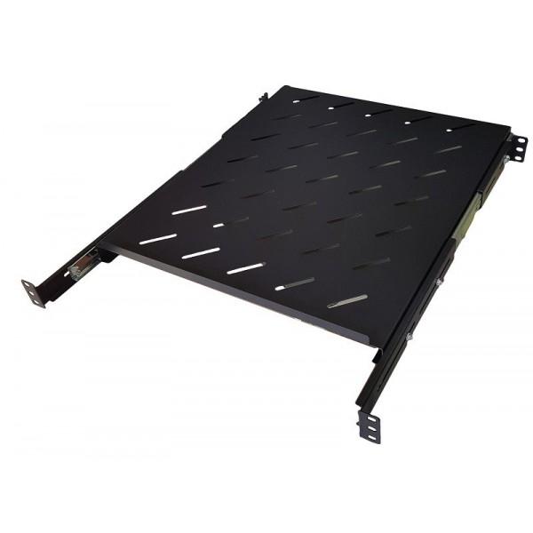 AMP626 1U sliding shelf of 350mm for 600mm deep rack