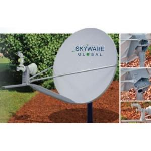 AMP140 Antena Skyware 96cm Rx/Tx Ku-Band CROSS-POL