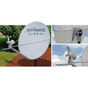 AMP141 Antena Skyware 1,2m Rx/Tx Ku-Band CROSS-POL