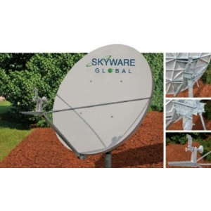 AMP142 Antena Skyware 1,8m Rx/Tx Ku-Band CROSS-POL