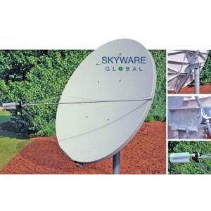 AMP155 Skyware Antena RxO 2.40m Banda C