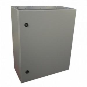AMP087 Armario metálico de superficie para exterior IP66, medidas 500x600x200mm