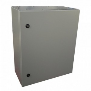 AMP088 Armario metálico de superficie para exterior IP66, medidas 500x700x250mm
