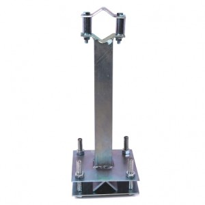 Mount for square tower 300mm tube 40x40mm