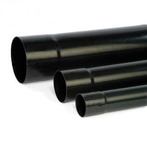 AMP093 Curva Tubo Liso PVC/ICT ⌀ 40 mm