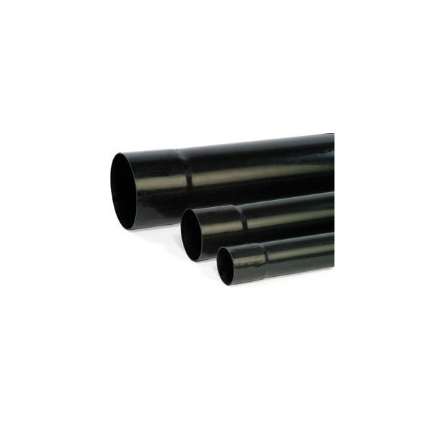 AMP097 Manguito Tubo Liso PVC/ICT ⌀ 50 mm