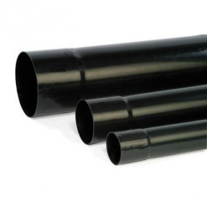 AMP098 Sleeve smooth tube PVC ⌀ 63 mm