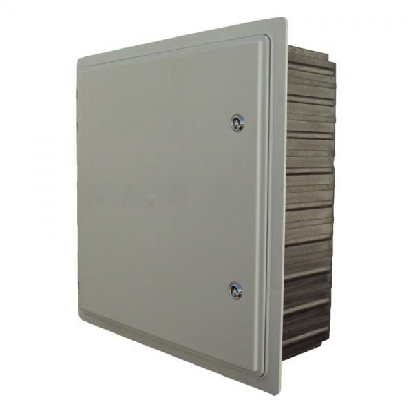 AMP072 Armario plástico PVC IP 55 estanco 450x450x150 (Caja+mar