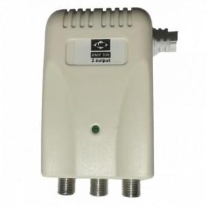 AMP101 Fuente de alimentación 250mA 2 salidas 12V