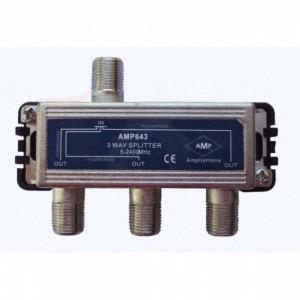 AMP643 Distribuidor directivo 3 salidas