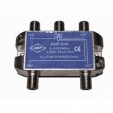 AMP644 Distribuidor Blindado 5-2500 MHz 4 salidas