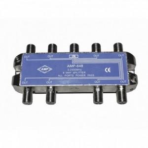 AMP648 Splitter 8 outputs