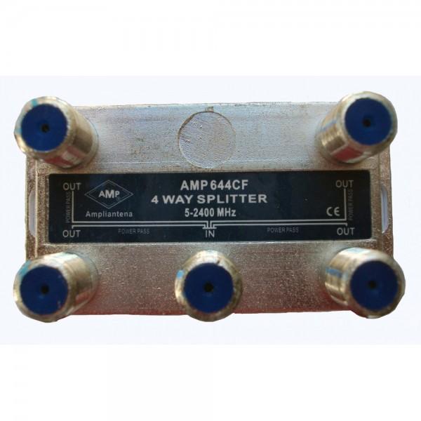 AMP644CF Distribuidor directivo 4 salidas