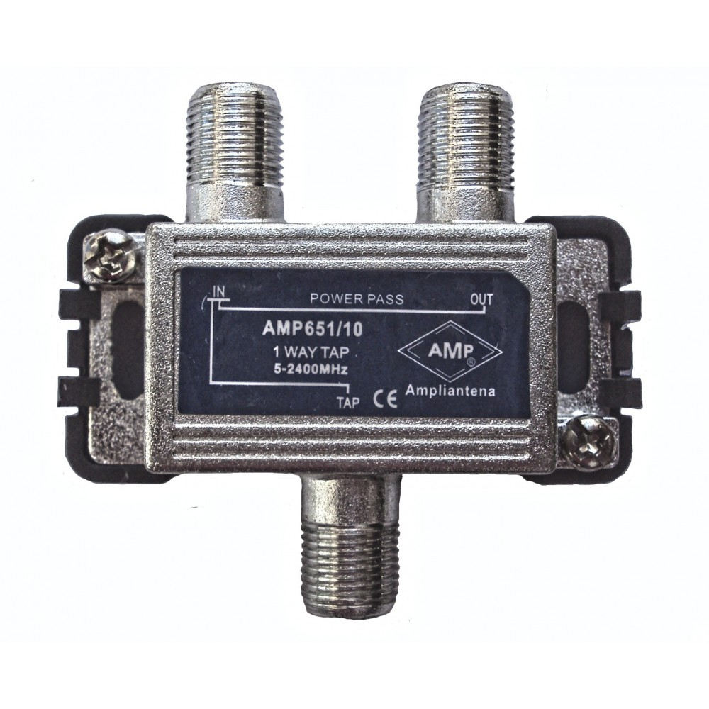 Amp651 10 derivador directivo 1 derivaci n 10db ampliantena - Db direct empresas ...