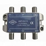 AMP654/15 Derivador directivo 4 derivaciones 15dB