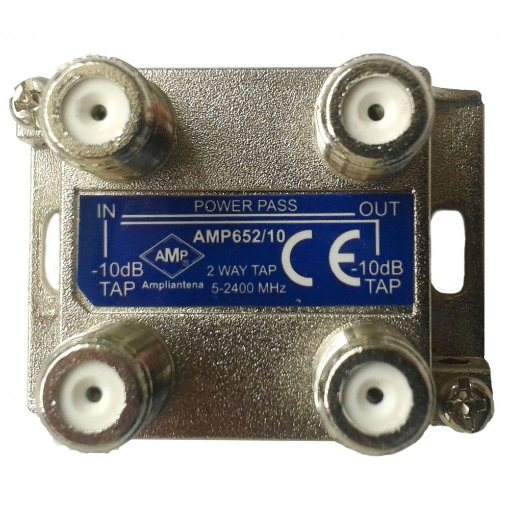 Amp652 14cf derivador directivo 2 derivaciones 14db - Db direct empresas ...