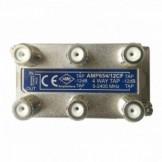 AMP654/14CF Derivador directivo 4 derivaciones 14dB
