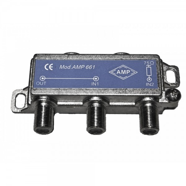 AMP661 Punto de acceso a usuario (PAU) (5-2500 MHz) 2E/1S