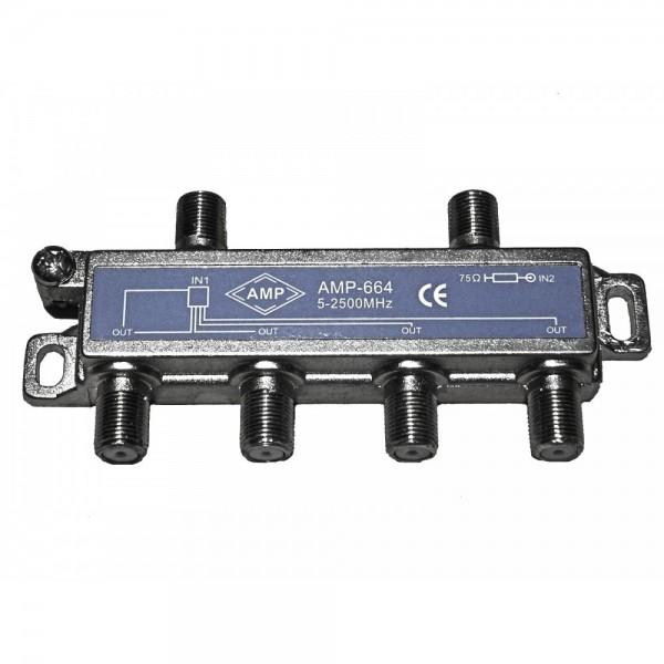 AMP664 Punto de acceso a usuario (PAU) (5-2500 MHz) 2E/4S