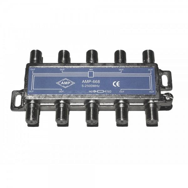 AMP668 Punto de acceso a usuario (PAU) (5-2500 MHz) 2E/8S