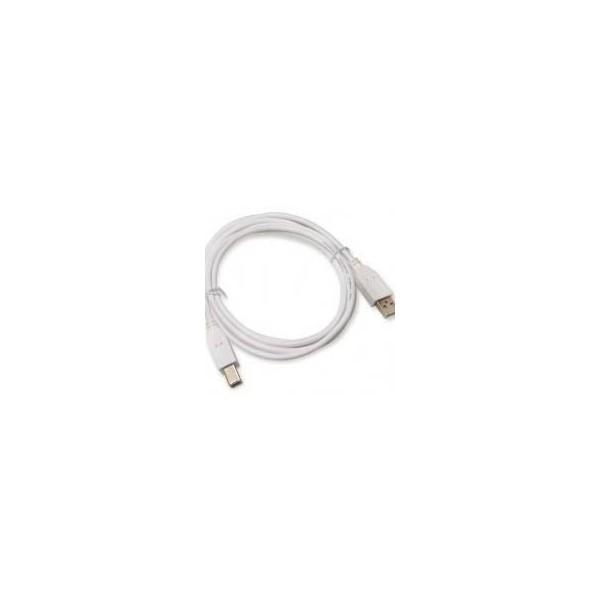 AMP740 Cable USB A/B macho/macho 1,8m. (programación módulos)