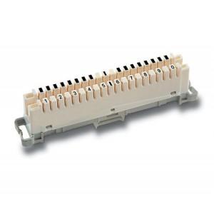 AMP002 Regleta de 10 pares de corte y prueba