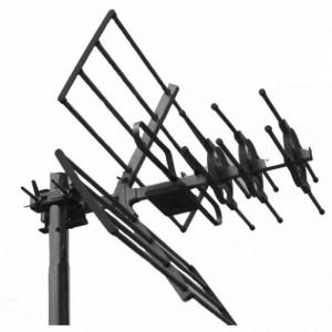 "AMP25 Antena UHF Canal 21-60 ""LTE"""