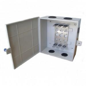 Cajas de distribuci n interior ampliantena for Caja de distribucion