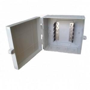 Amp024 caja de distribuci n interior 50 pares regletas no for Caja de distribucion