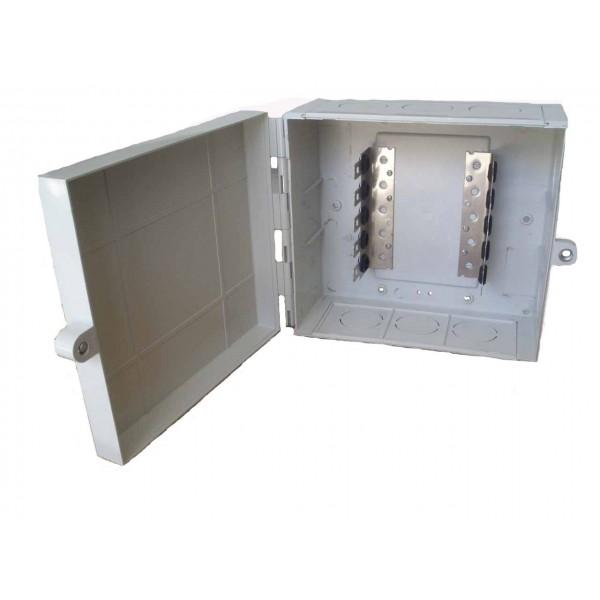 AMP024 Caja de distribución interior 50 pares (Regletas no incluidas)