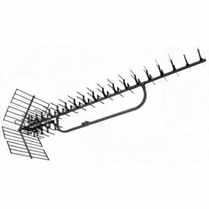 """AMP103 Antena """"Duplex"""" 103 elementos CH/21-60 ganancia 20 dB """"LTE"""""""