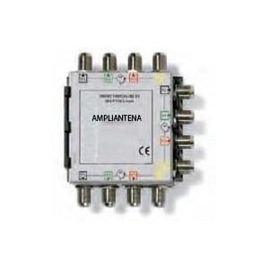 AMP747 Multiswitch cabecera 5x32 autoalimentado (Activo/Pasivo)