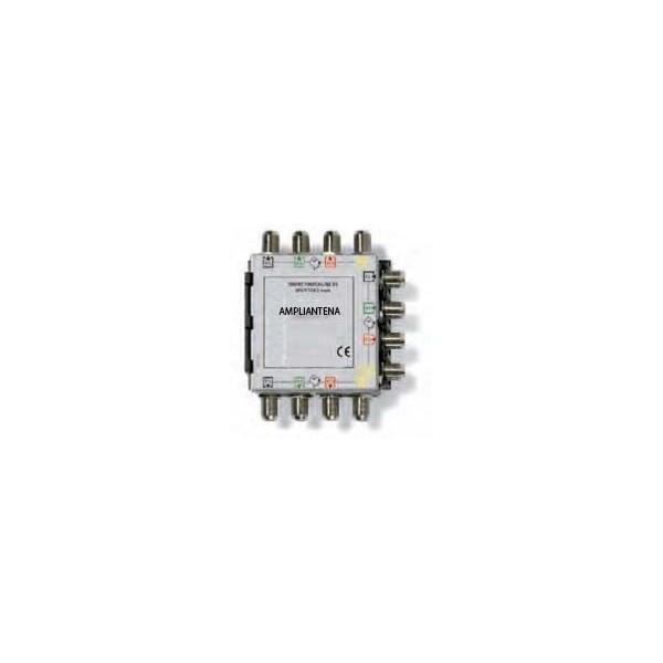 AMP748 Multiswitch cabecera 9x6 autoalimentado (Activo/Pasivo)