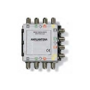 AMP767 Multiswitch cascade 5x24 (Active/Passive)