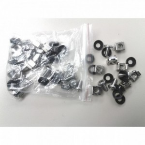 AMP692 Set screws and nuts for F adapters (Bag of 10 units)