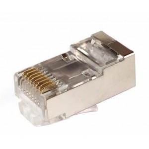 AMP730 Conector RJ45 macho Cat5E FTP apantallado