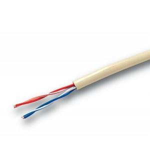 AMP002 Cable telefónico 2 pares 2x2x0,50 acometida interior LH (Rollo de 250 metros)