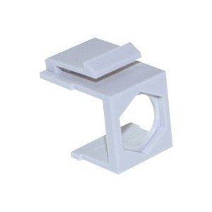 AMP690 Keystone insert for F/F adaptor in multimedia panel (not incorporate connector)