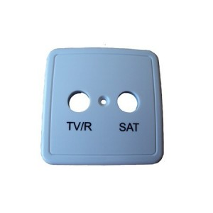 AMP160 Wall socket for TV+RD/SAT outlet